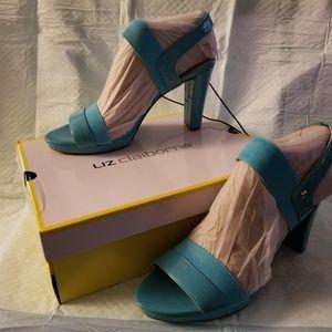 ded766dad2f0 Liz Claiborne Shoes - liz Claiborne dara turquoise heal